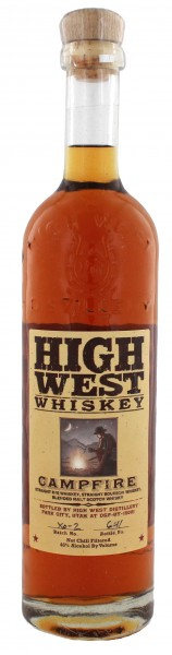 High West Campfire Rye Whiskey 0,7L