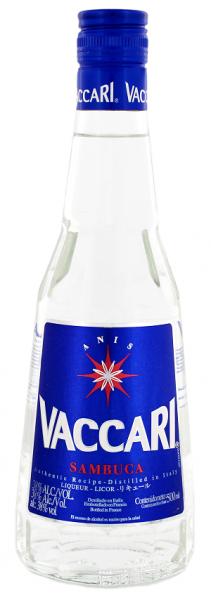 Sambuca Vaccari 0,5 Liter 38%