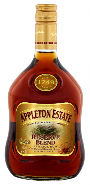 Appleton Estate Reserve Blend 0,7 Liter 40%