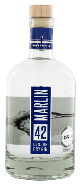 Marlin 42 London Dry Gin 0,5 Liter 42%