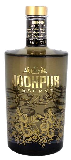 Jodhpur Reserve London Dry Gin 0,5 Liter