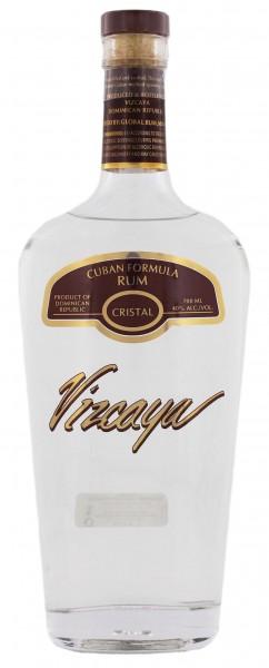 Vizcaya Cristal Light Rum 0,7 L