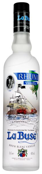 La Buse Blanc Vanille 0,7 Liter 40%