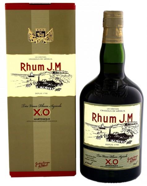 JM Rhum Trés Vieux XO 0,7 Liter