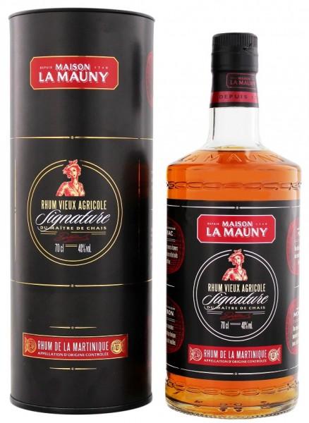 La Mauny Vieux Signature 0,7 Liter 40%