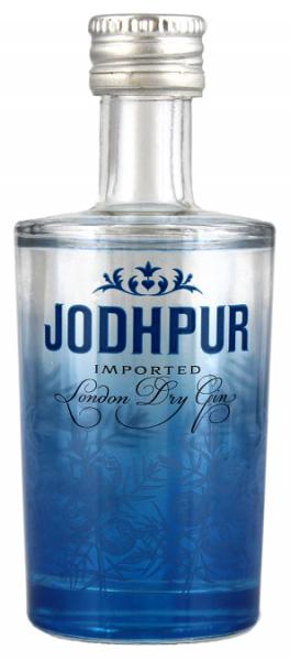 Jodhpur London Dry Gin 0,05 Liter 43%