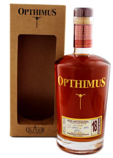 Opthimus 18YO Ron 0,7 Liter