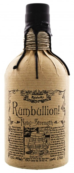 Ableforth´s Rumbullion Navy Strength 0,7 Liter 57%
