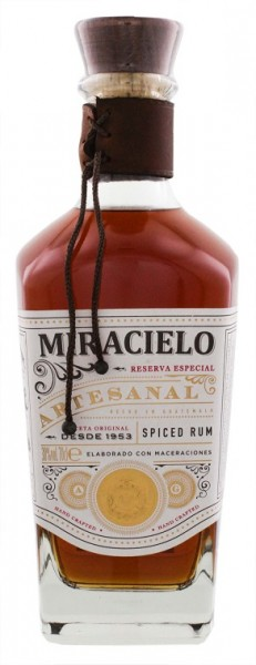 Miracielo Spiced 0,7 Liter 38%
