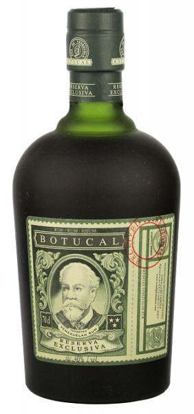 Botucal Reserva Exclusiva Rum 0,7 Liter 40%
