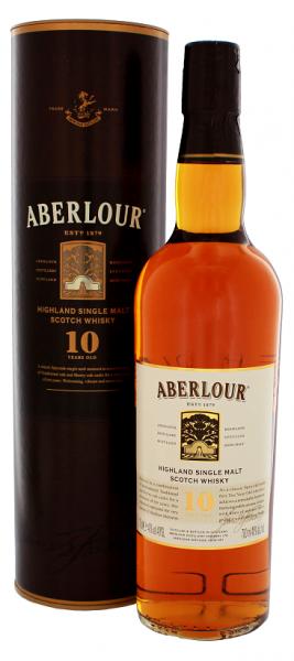 Aberlour 10YO Malt Whisky 0,7 Liter