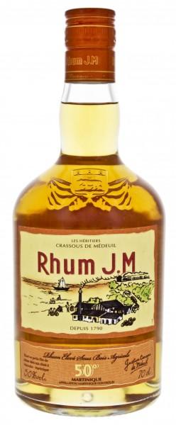 JM Rhum Eleve Sous Bois Agricole 0,7 Liter 50%