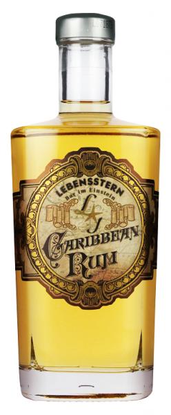 Lebensstern Caribbean Rum 0,7 Liter