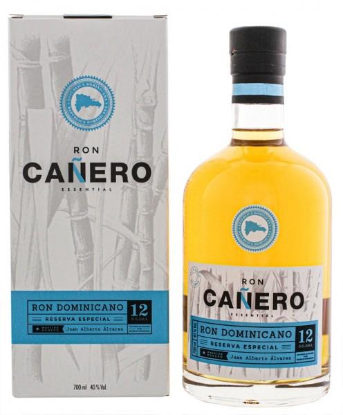 Ron Canero Essential 12YO Reserva Especial 0,7 Liter 40%