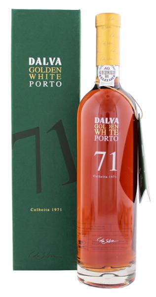 Dalva Golden White Colheita 1971 0,5 Liter 20%