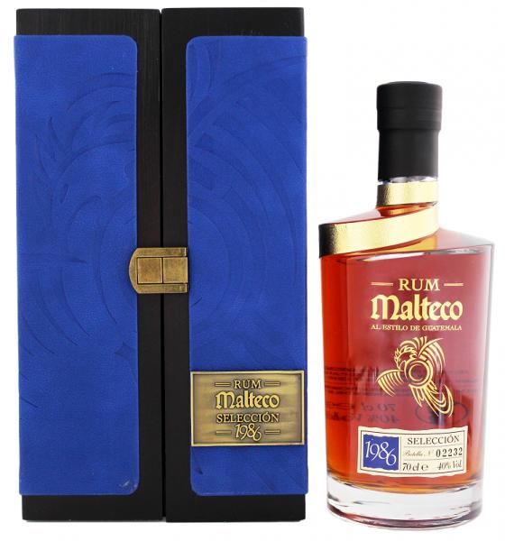 Malteco Selección 1986 0,7 Liter
