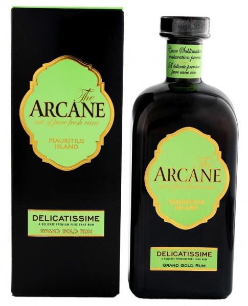 Arcane Delicatissime Rum 0,7 Liter 41%