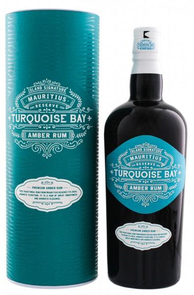 Turquoise Bay Amber 0,7 Liter 40%