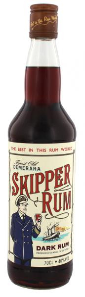 Skipper Demerara 0,7 Liter