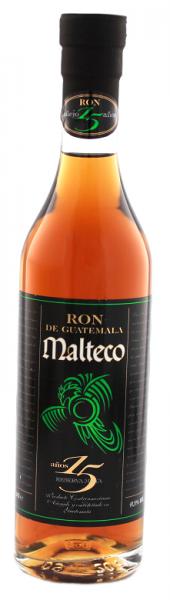 Malteco 15YO Rum 0,2 Liter