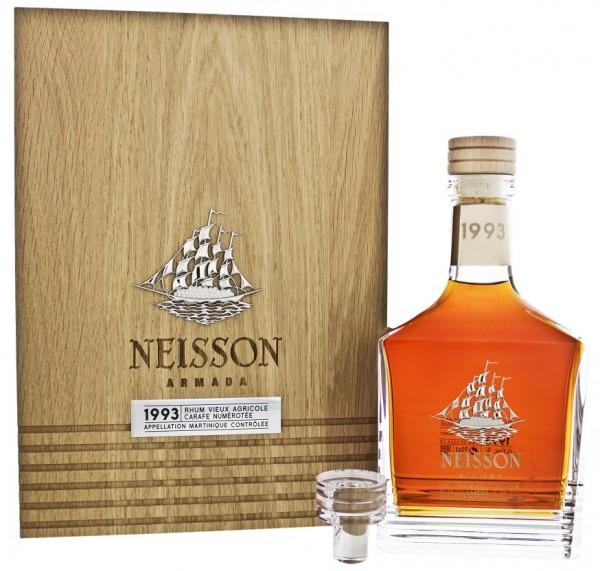 Neisson Armada 1993 Cask 1 Agricole Rhum 0,7 Liter 46,3%