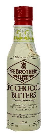 Fee Brothers Aztec Chocolate Bitters 0,150 Liter 2,55%