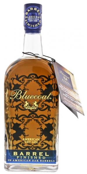 Bluecoat American Barrel Reserve Dry Gin 0,7 Liter 47%