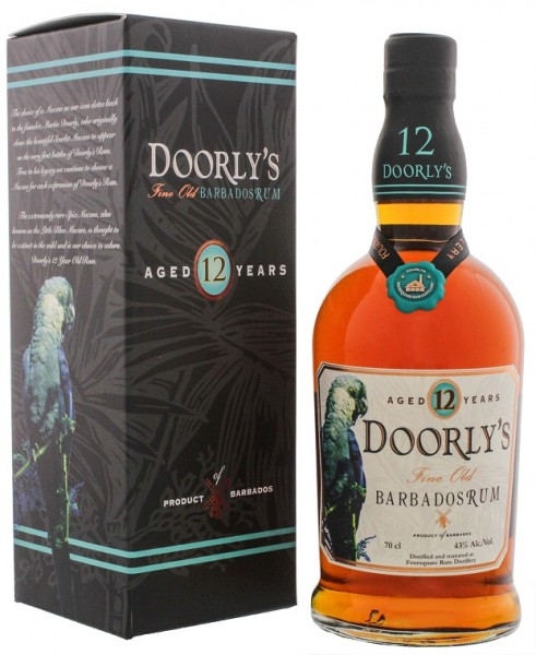 Doorly´s 12YO Rum 0,7 Liter 43%