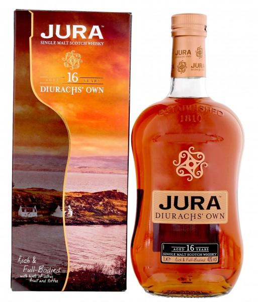 Isle of Jura 16-Years-Old - 1L