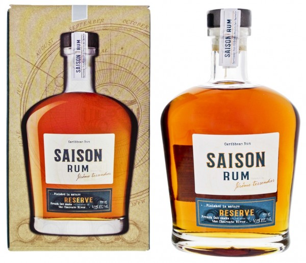 Saison Reserve Rum 0,7 Liter 43,5%