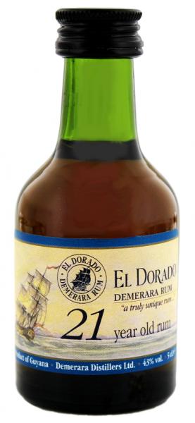 El Dorado 21YO 0,05 Liter