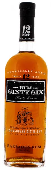 Sixty Six 12YO 0,7 Liter