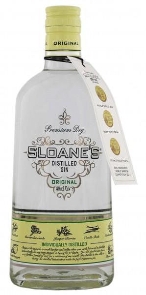 Sloane's Dry Gin - Niederlande 0,7L