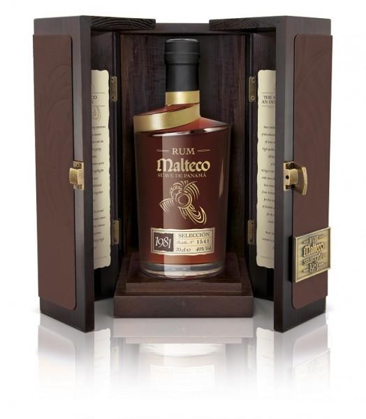Malteco Selección 1981 Rum 0,7 Liter 40%
