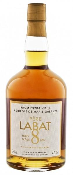 Pere Labat 8YO Extra Vieux Hors dAge Agricole Rum 0,7 Liter 42%