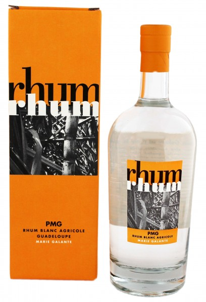 Rhum Rhum PMG Blanc 0,7 Liter 56%