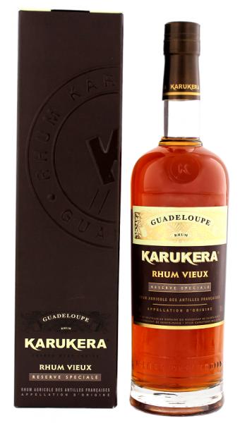 Karukera Vieux Reserve Speciale Rhum 0,7 Liter 42%