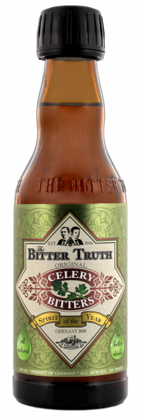 The Bitter Truth Celery Bitters 0,2 Liter 45%