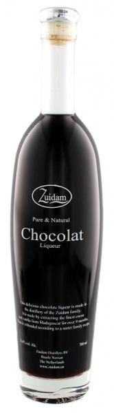 Zuidam Chocolat Liqueur 0,7 Liter 24%