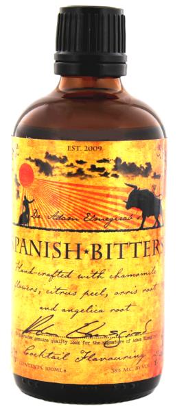 Dr. Adam Elmegirab's Spanish Bitters 0,1 Liter 38%