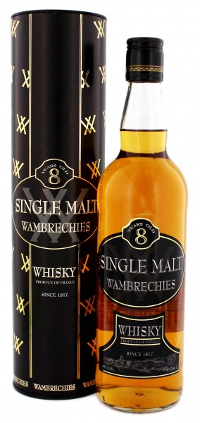 Wambrechies Single Malt 8YO 0,7L