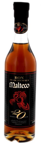 Malteco 20YO Rum 0,2 Liter 41%