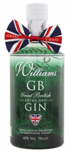 Williams Great Britsh Extra Dry Gin 0,7 L
