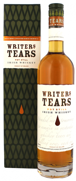 Writers Tears Irish Whiskey 0,7 Liter