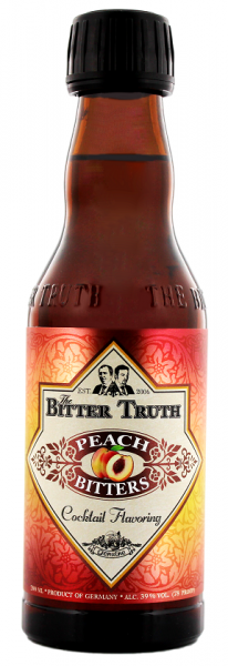 The Bitter Truth Peach Bitters 0,2 Liter 39%