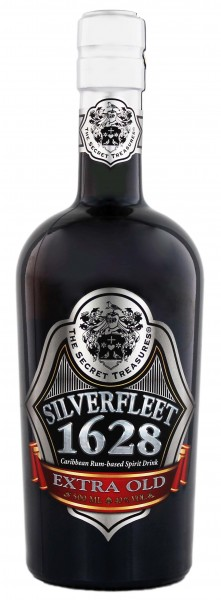 The Secret Treasures Extra Old Silverfleet 1628 0,5 Liter 40%