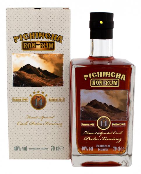 Pichincha 1999 14YO Pedro Ximenez Cask 0,7 Liter