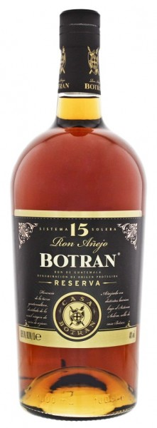 Botran 15YO Anejo Reserva Rum 1 Liter 40%