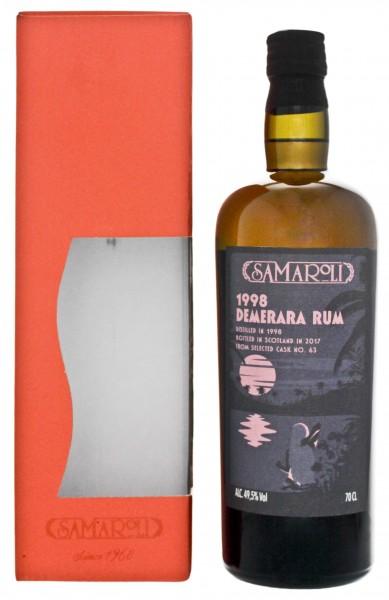 Samaroli 1998/2017 Demerara Rum 0,7