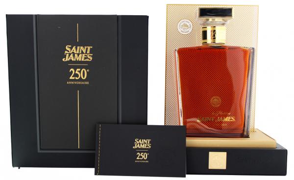 Saint James 250th Anniversary 0,7 Liter 43%